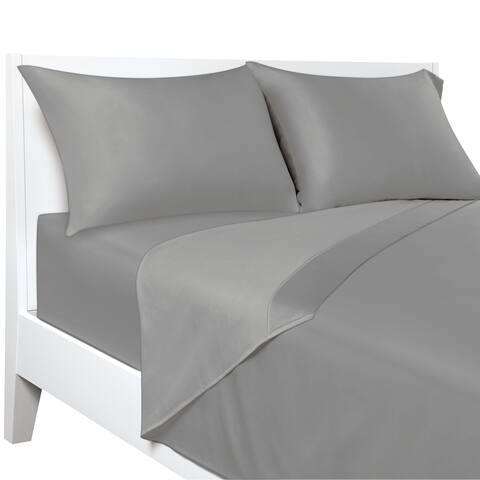 Sealy Temperature Balancing Deep-Pocket Bed Sheet Set