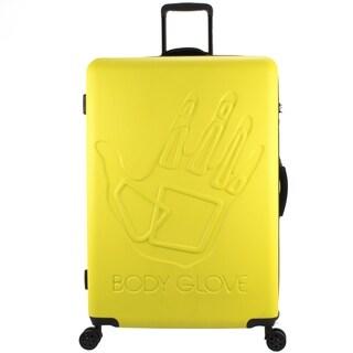 Body Glove Redondo Yellow 29-inch Hardside Spinner Suitcase