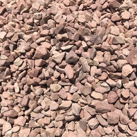 3/4-inch Vegas Pink Landscaping Gravel (40 lb. Bag)