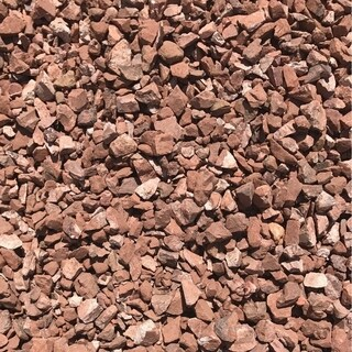 3/4-inch Jesse Red Landscaping Gravel (40 lb. Bag)