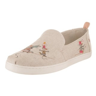 Toms Women's Deconstructed Alpargata Casual Shoe (More options available)