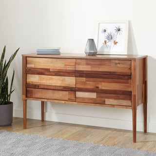 Stone and Stripes Harvey 6-drawer Dresser