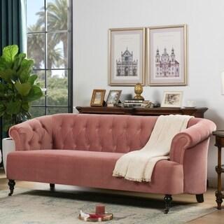 Jennifer Taylor Maxine Tufted Upholstered Sofa