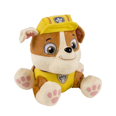 Paw Patrol Pup Pals Plush Toy - Rubble