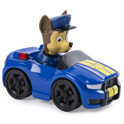 Paw Patrol Rescue Racers - Roadster - Chase