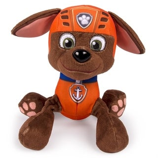 Paw Patrol Pup Pals Plush Toy - Zuma