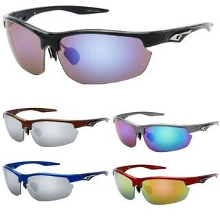 Model 85R UV400 Ultra Reflective Sport Frame Sunglasses