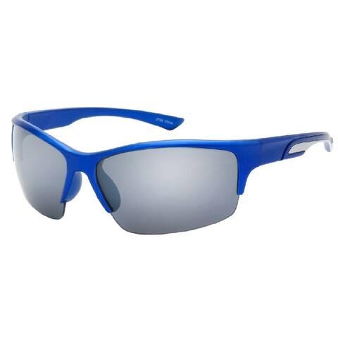 Model 84 UV400 Light Weight Sport Frame Sunglasses
