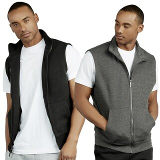 Men'S Fleece Vest