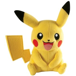 Pokemon 8-Inch Plush Toy - Pikachu