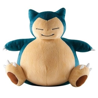Pokemon Large Snorlax Plush Toy