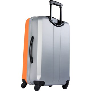 Nautica Ahoy 25-inch Hardside Spinner Upright Suitcase