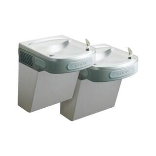 Elkay Versatile Cooler Wall Mount Bi-Level ADA Non-Filtered, 8 GPH EZSTL8SC Stainless