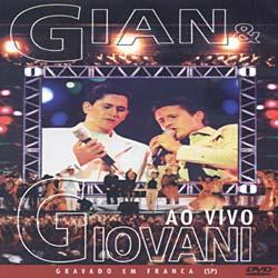 GIAN & GIOVANI - AO VIVO [IMPORT]