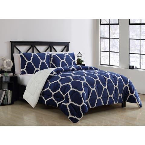 VCNY Home James Reversible Comforter Set