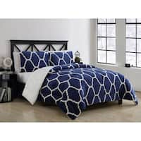VCNY Home James Reversible Comforter Set