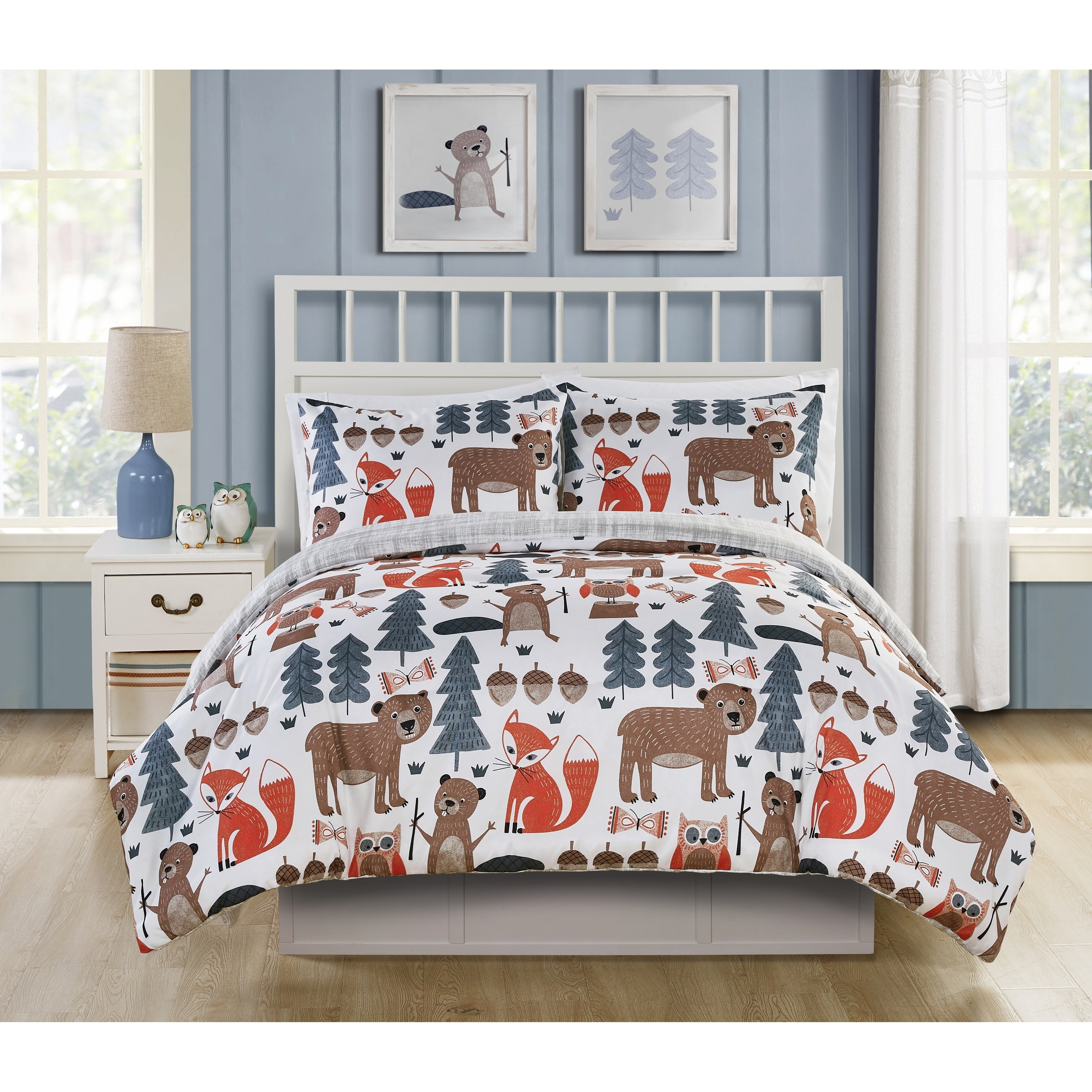 VCNY-Home-Little-Campers-Comforter-Set thumbnail 7