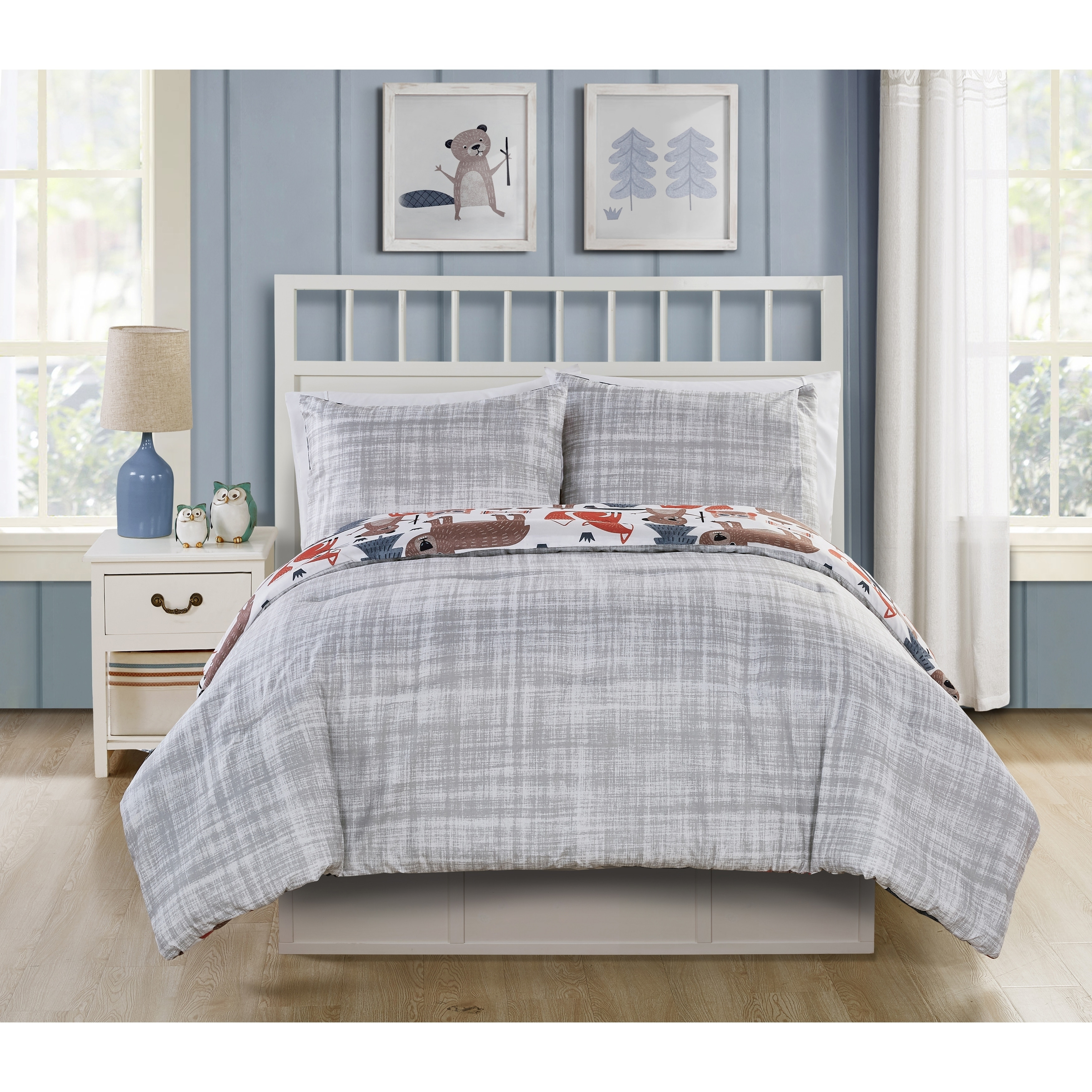 VCNY-Home-Little-Campers-Comforter-Set thumbnail 6