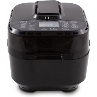 NuWave Brio Digital Air Fryer (10 qt, Black)