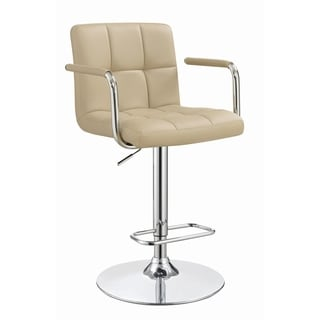 Shop Falco Mid Century Modern Adjustable Square Stitched