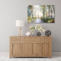 ArtWall's 'Hope' Wood Pallet Art