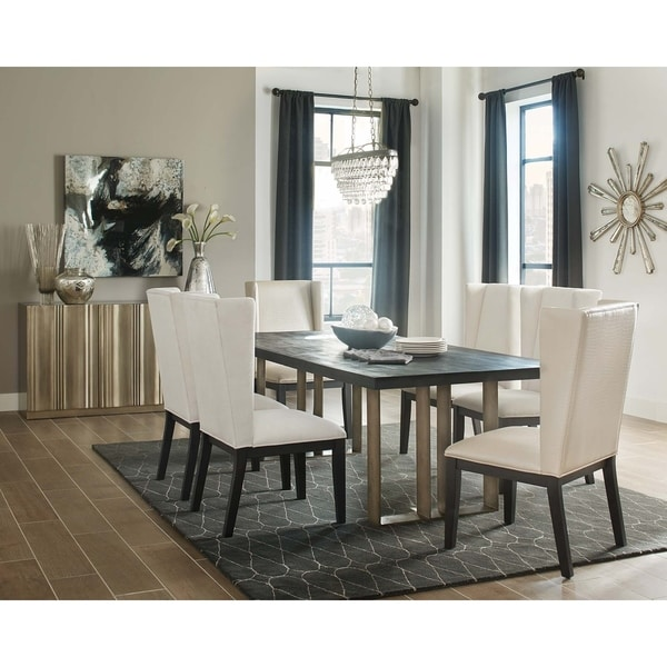 Shop Copper Grove Huy Modern Dining Chair Set Of 2