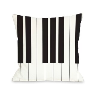 Piano  Pillow by OBC