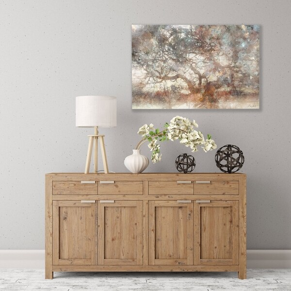 ArtWall's 'Wisdom Tree' Wood Pallet Art