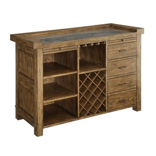 Willowbrook Rustic Chinese Ash Bar Unit