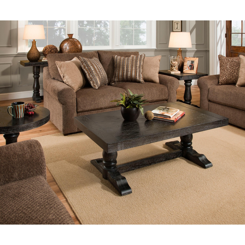 Sofa Table Bar Liberty Furniture Heatherbrook Occasional