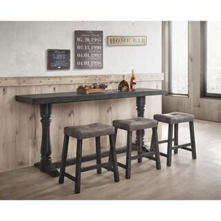 Lane Charcoal Sofa Bar Table