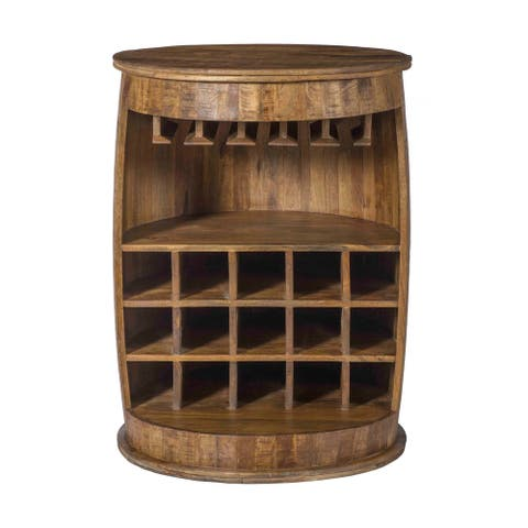 Somette Wine Storage Barrel