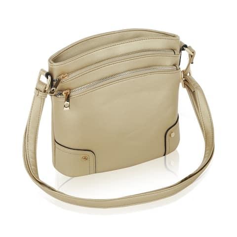 MKF Collection Kessi Crossbody Bag by Mia K.