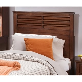 Chelsea Square Youth Burnished Tobacco Twin Panel Headboard