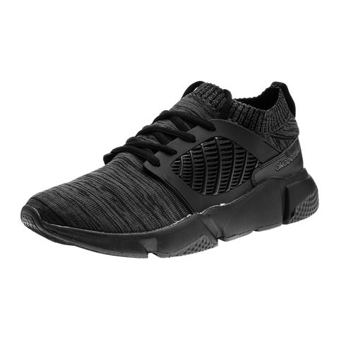 Akademiks Mens Knit Sneakers - Fashionable, Casual Tennis Shoes
