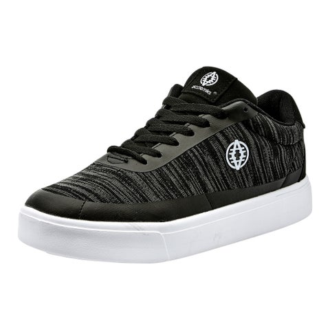 Akademiks Mens Court Shoe Sneakers - Fashionable, Casual, Low-Top Tennis Shoes