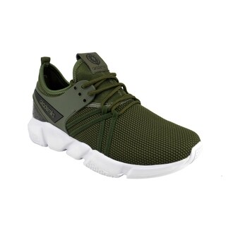 Akademiks Mens Athletic Sneakers - Modern Low-Top Tennis Shoes (More options available)