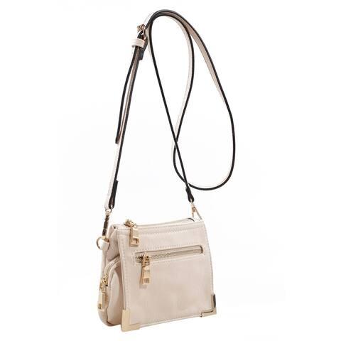 MKF Collection Ellie Crossbody Bag by Mia K.