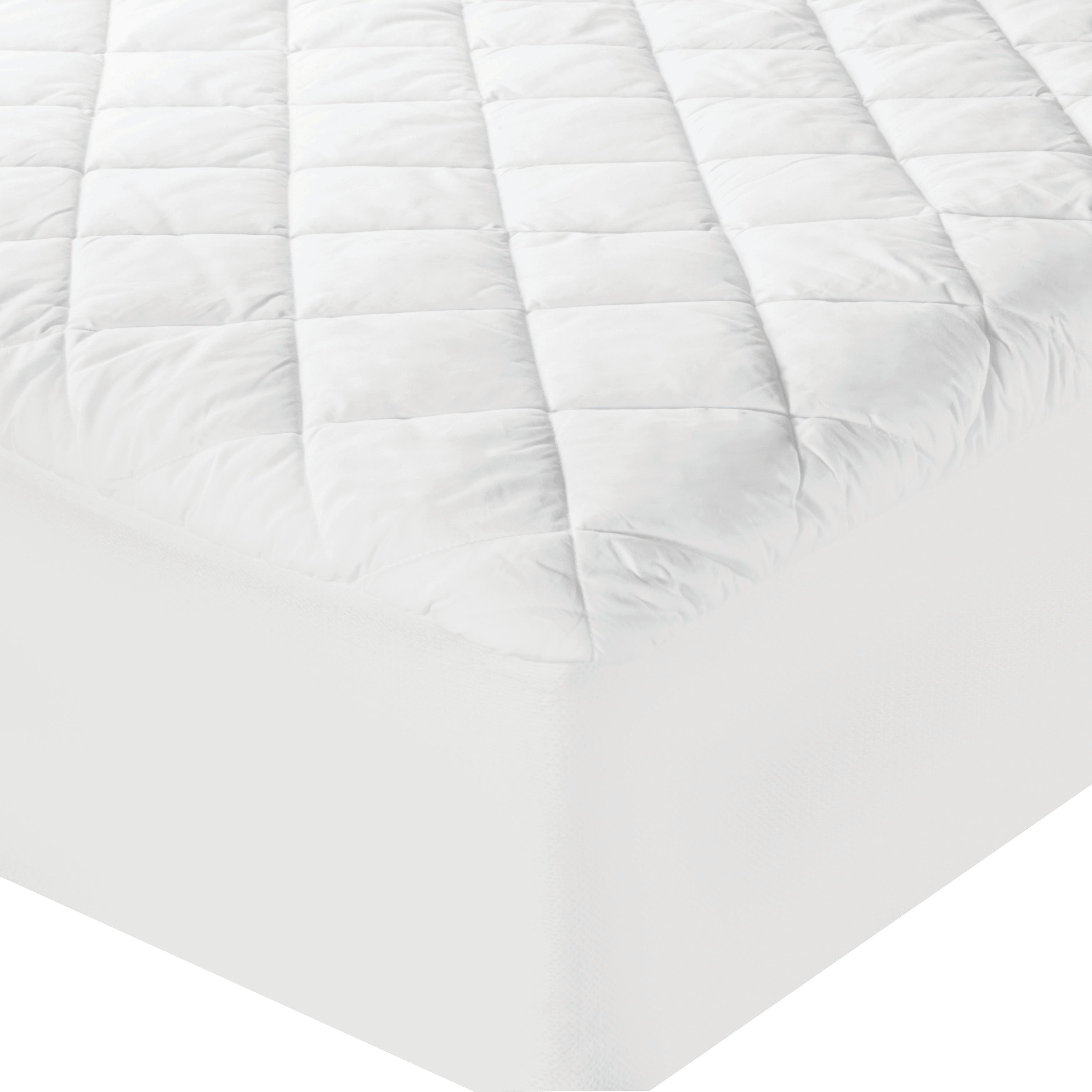 Sealy Luxury 100 Cotton Mattress Pad