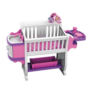 Link to American Plastic Toys My Very Own Nursery - Pink/Purple/White - Pink/Purple/White Similar Items in Games & Puzzles