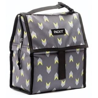 Lunch Bag, Neon Arrows