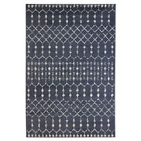 Isabella Home Grey (5'x8') Rug - 5' x 8'
