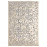 Ariana Home Cream (5'x8') Rug - 5' x 8'