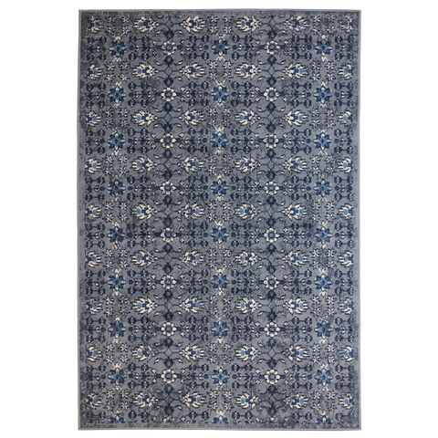 Madelyn Home Grey (5'x8') Rug - 5' x 8'