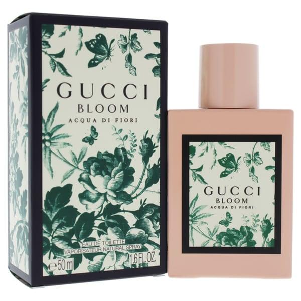 f98533186 Shop Gucci Bloom Acqua Di Fiori Women's 1.6-ounce Eau de Toilette ...