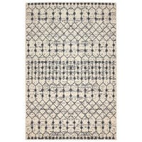 Isabella Home Cream (8'x10') Rug - 8' x 10'
