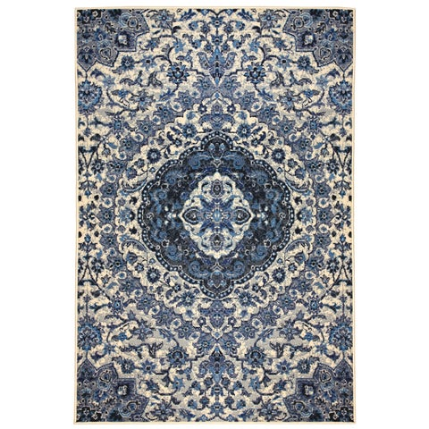 Camila Home Blue (8'x10') Rug - 8' x 10'