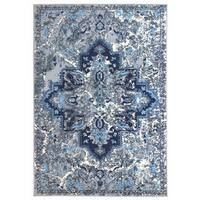Penelope Home Grey (8'x10') Rug - 8' x 10'