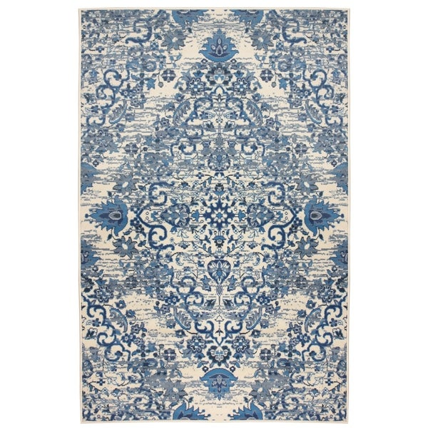 Sofia Home Cream (8'x10') Rug - 8' x 10'
