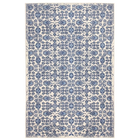 Madelyn Home Blue (8'x10') Rug - 8' x 10'